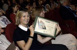 Benedetta Bonfiglioli vince la 64° edizione del Premio Castello con il libro My bass Guitar