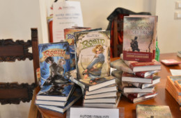 """Elena Kedros vince la 65° edizione del Premio Castello con il libro """"La leggenda di Robin"""""""