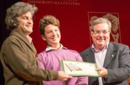 Lo spacciatore di fumetti di Pierdomenico Baccalario vince la 62° edizione del Premio Castello